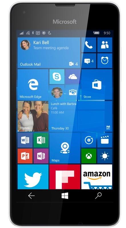 Lumia 550?