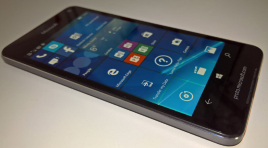 Lumia 650 leak