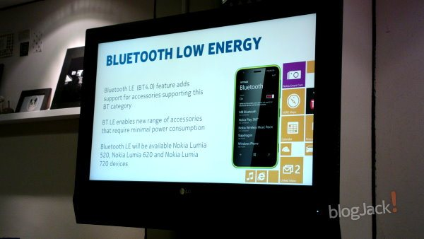 Nokia lumia amber update adds support for bluetooth low energy for Low energy windows