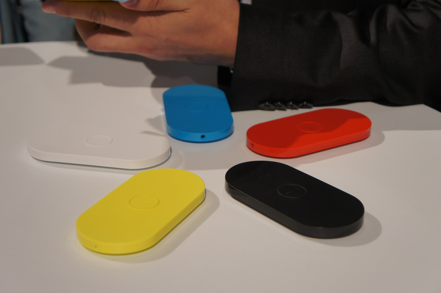 Nokia's Wireless Charging Plate