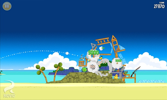 Angry Birds update (Oct 13)