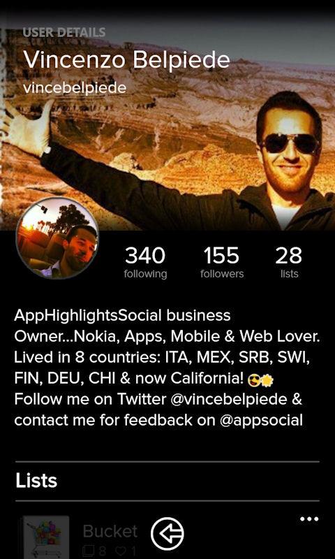 App Highlights Social