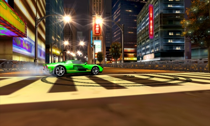 Asphalt 5 on Windows Phone