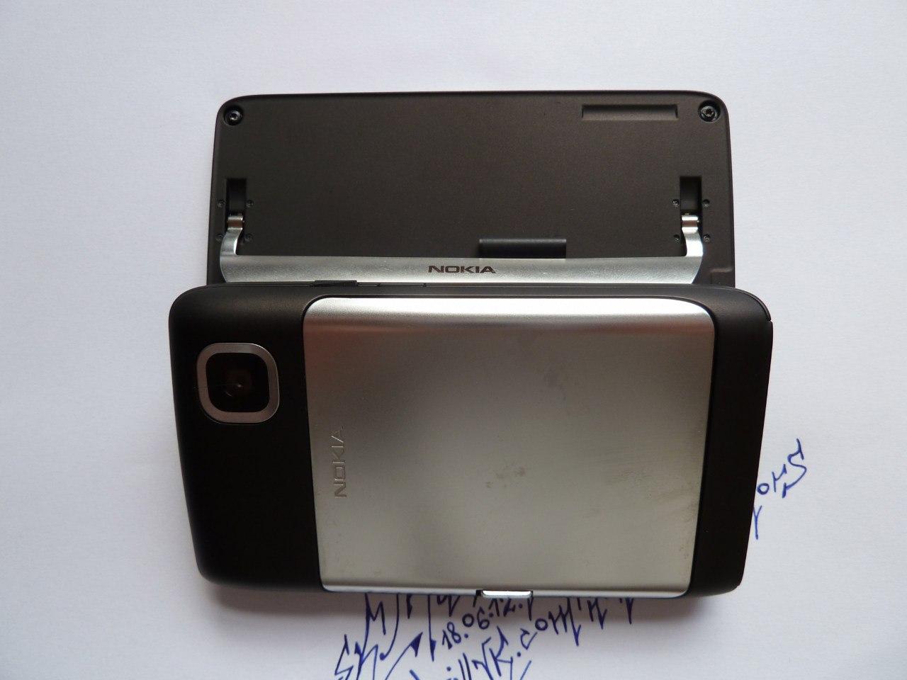 Nokia E80 prototype