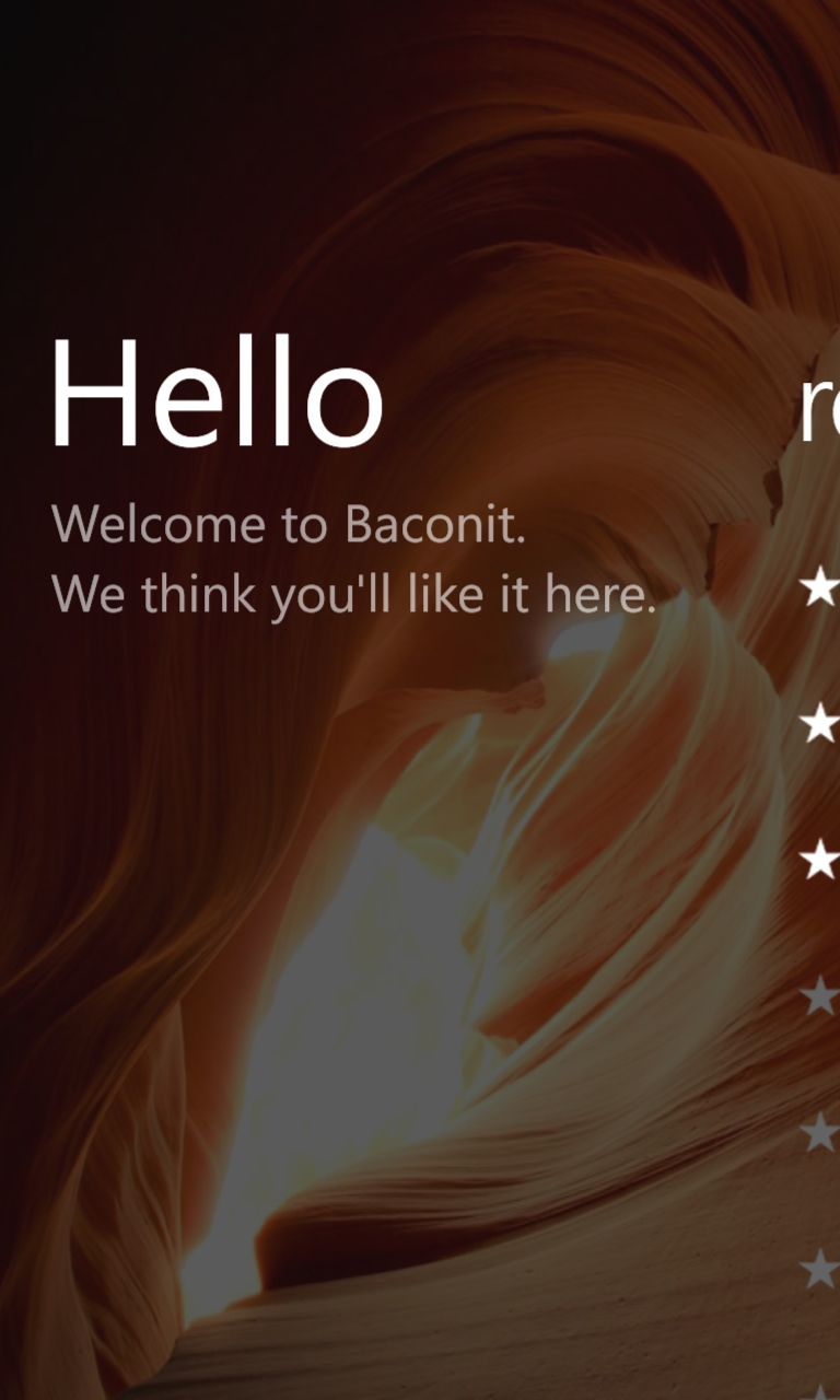 Baconit 3.0