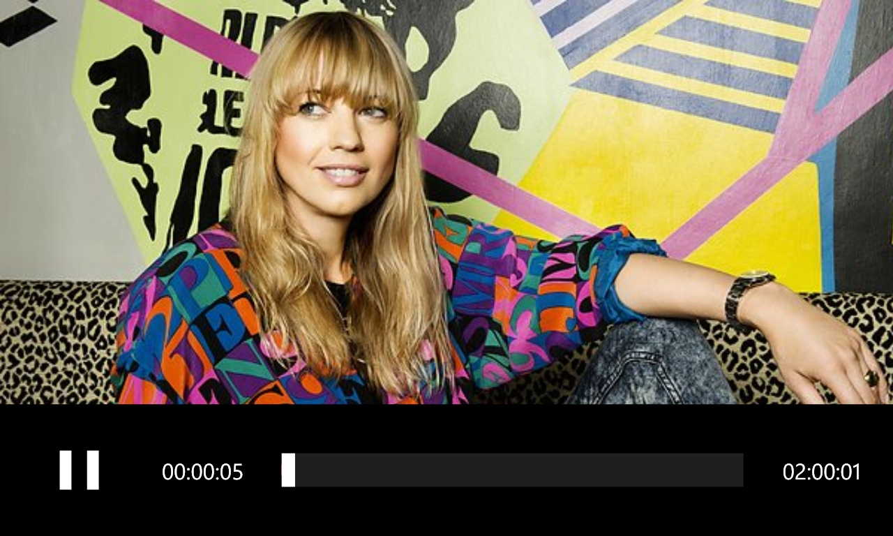 BBC iPlayer Radio for Windows Phone