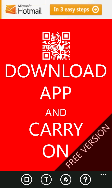 keep calm app download free