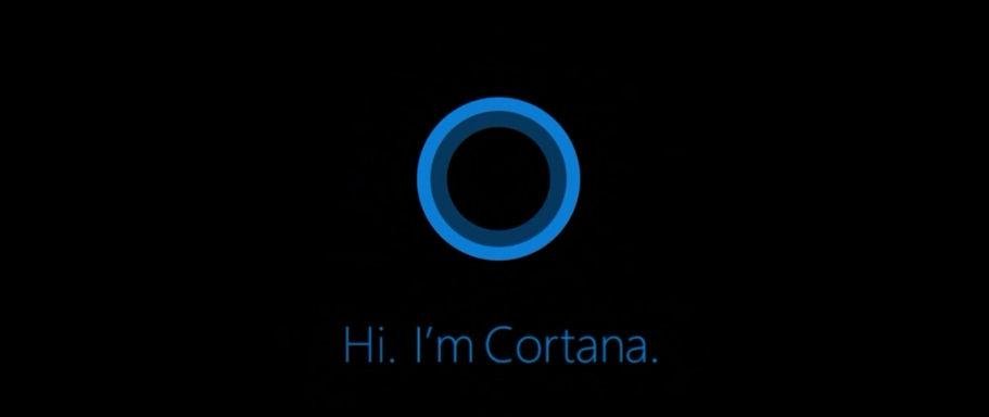 Cortana - hello!