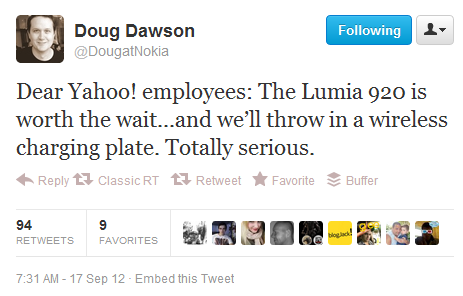 Doug Dawson Nokia