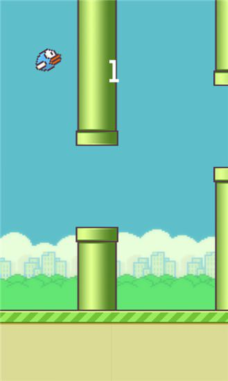 Flappy Bird on Windows Phone