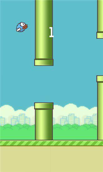 Flappy Bird on Windows Phone