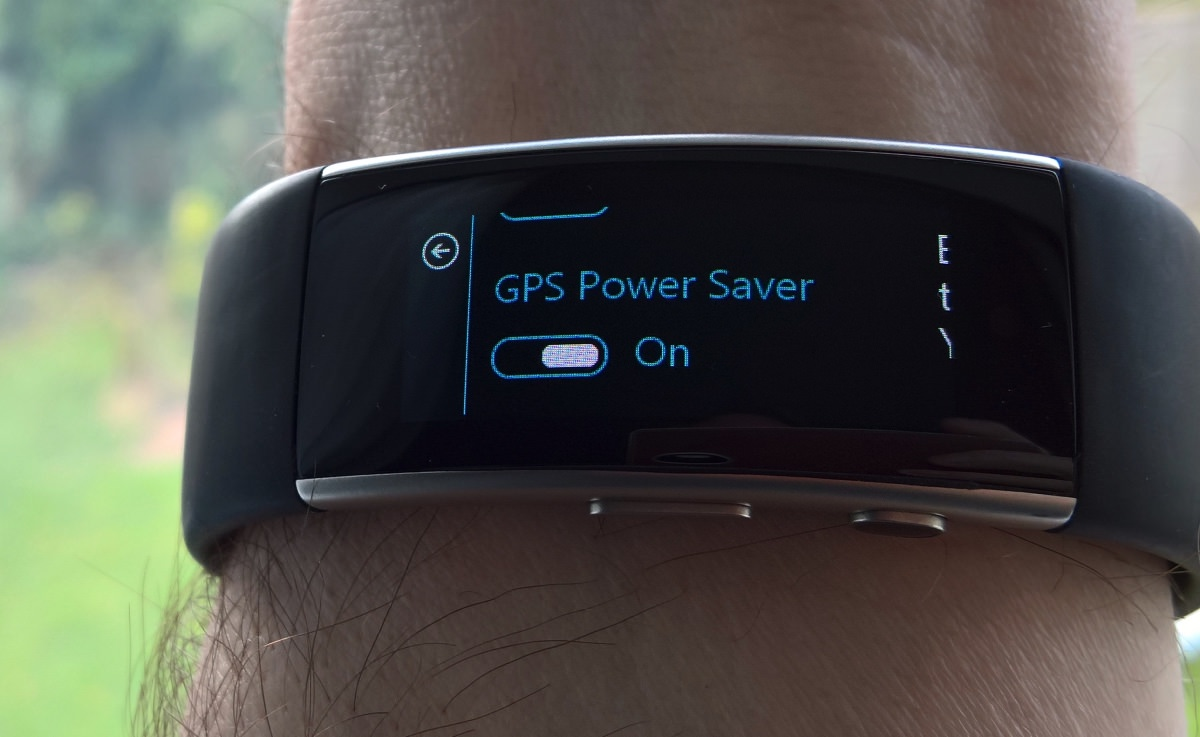 Health app updates, Microsoft Band gets GPS Saver