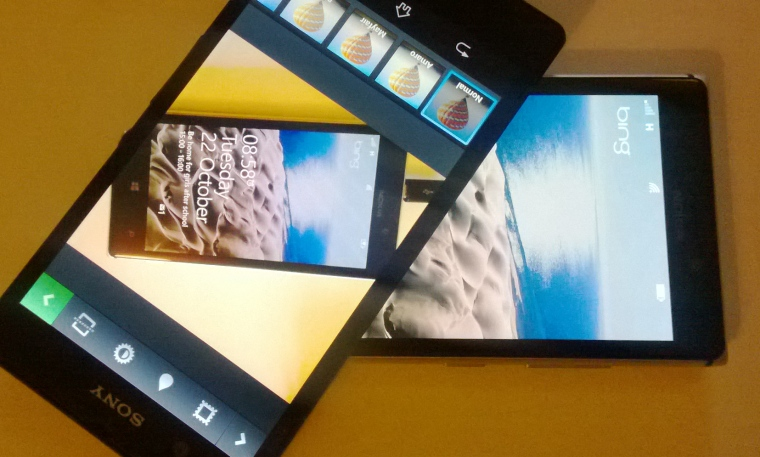 Instagram on Windows Phones