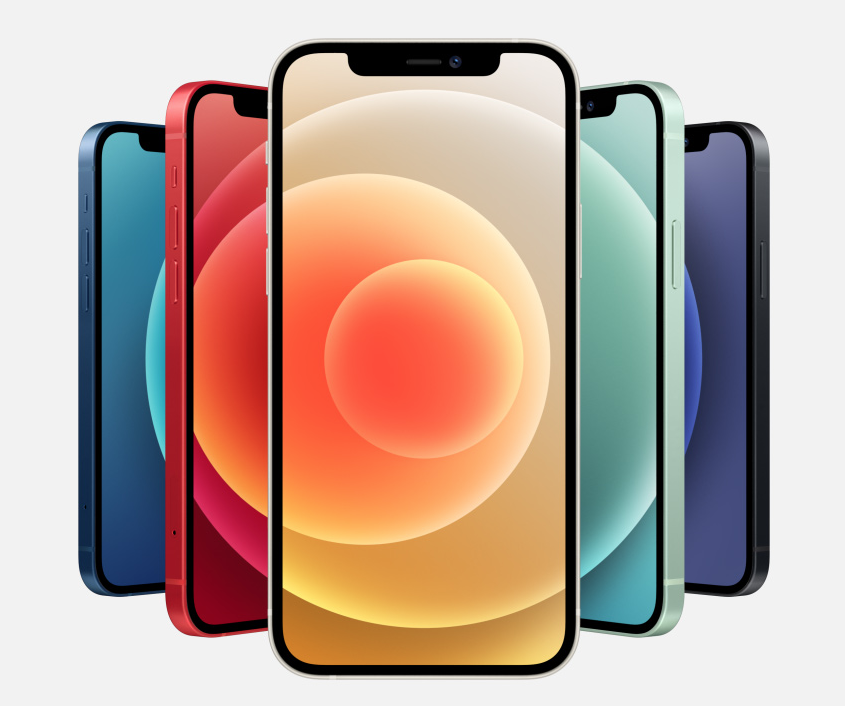 Ceramic Shield iPhones