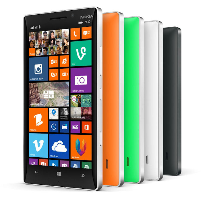 Lumia 930 array