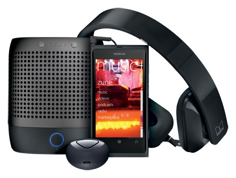 Lumia 800 Entertainment Bundle