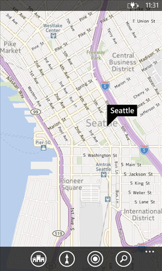 Get the default Windows Phone 8 Map app on Lumia devices