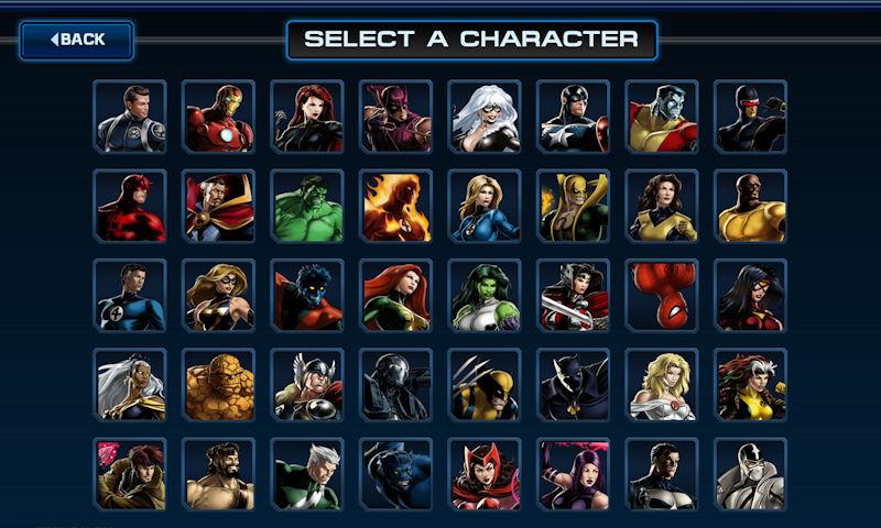 Marvel AA 2