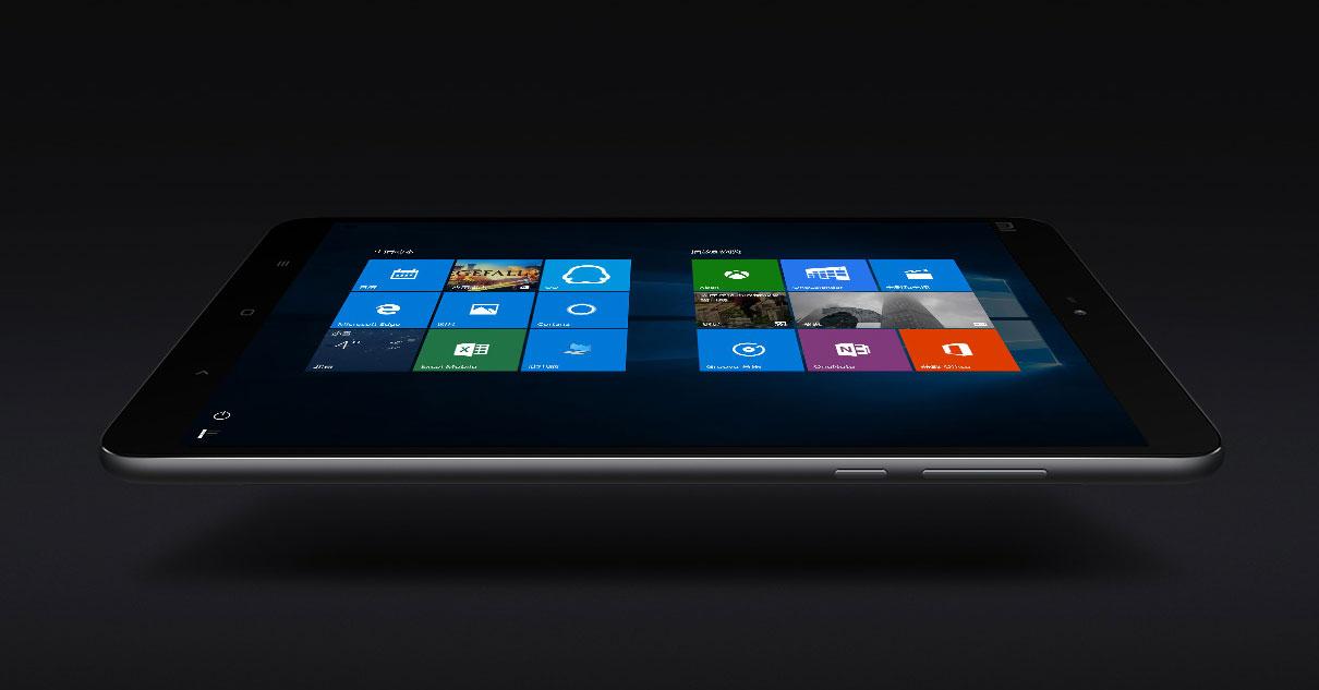 Xiaomi mi pad windows 10