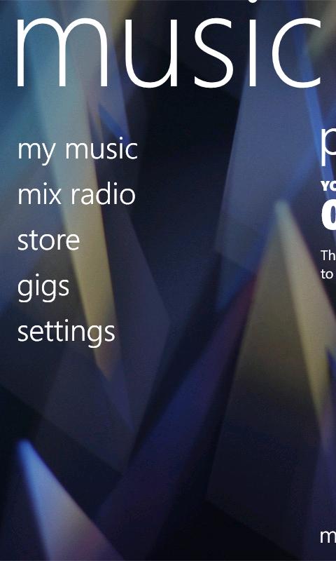 Nokia Music 2