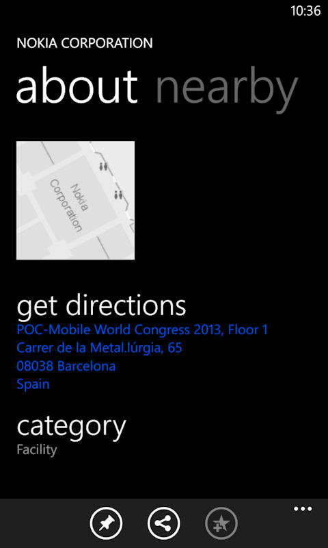 Nokia Maps at MWC