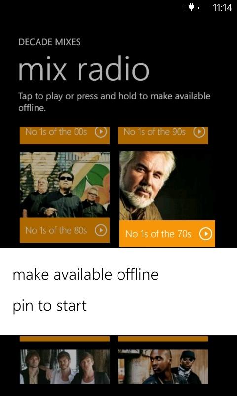 Nokia Music v3