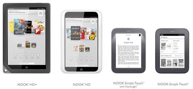 Nook range