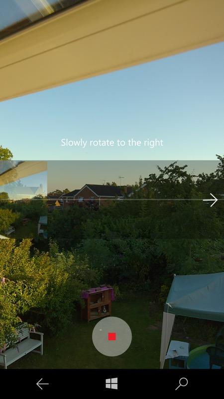 Screenshot, Panorama