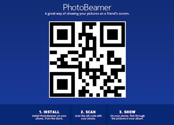 Nokias PhotoBeamer Now Available For Windows Phone 75