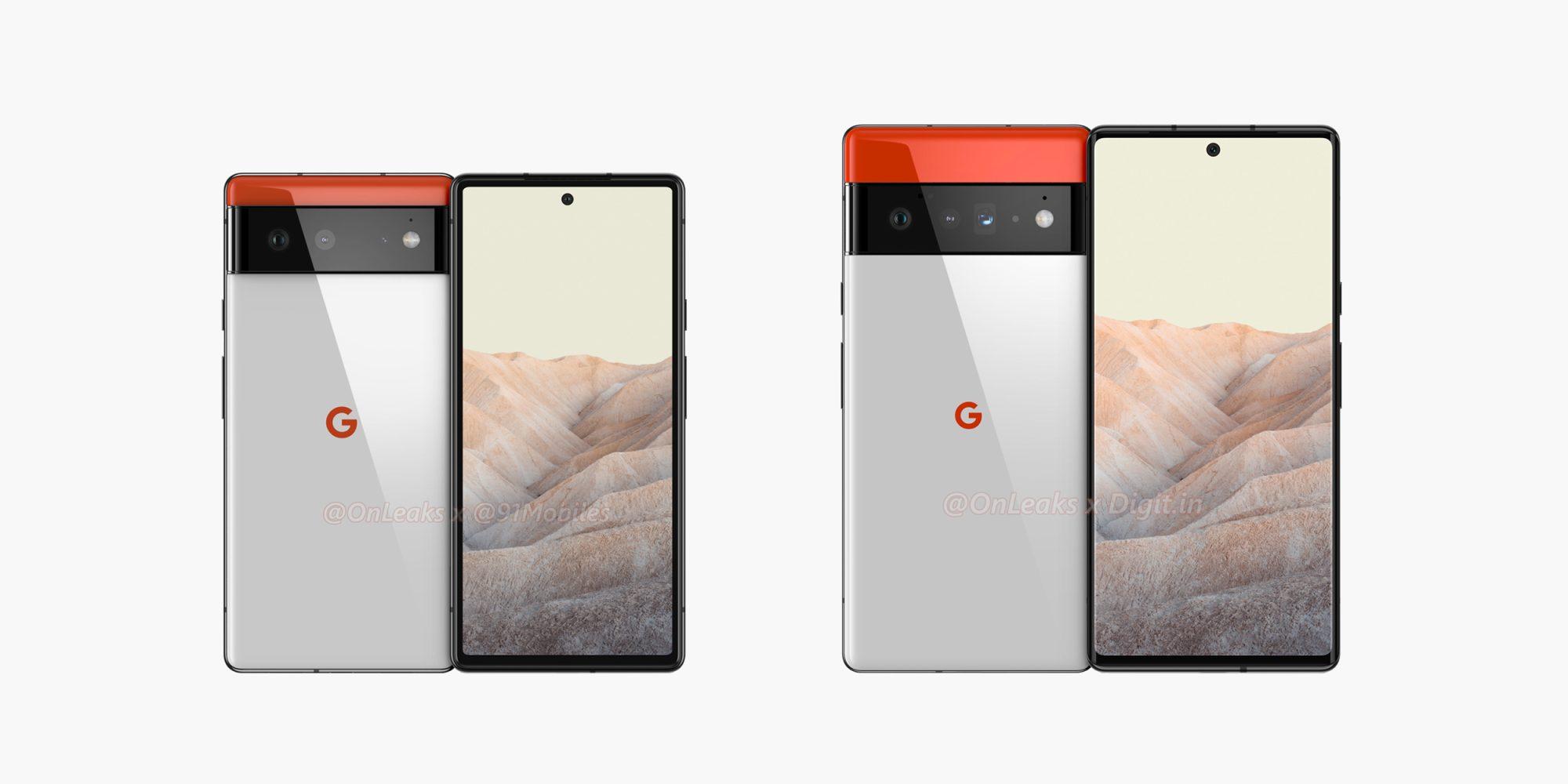 Pixel 6 range
