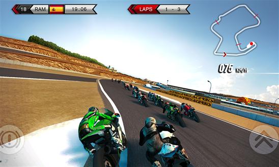 SBK15 screenshot