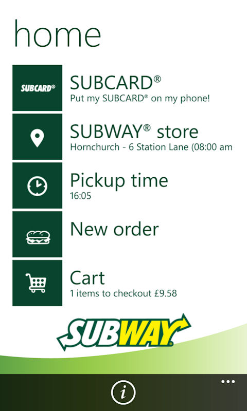 SUNWAY app