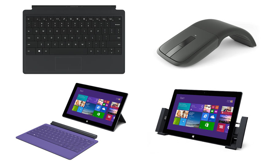 Surface 2 accessories