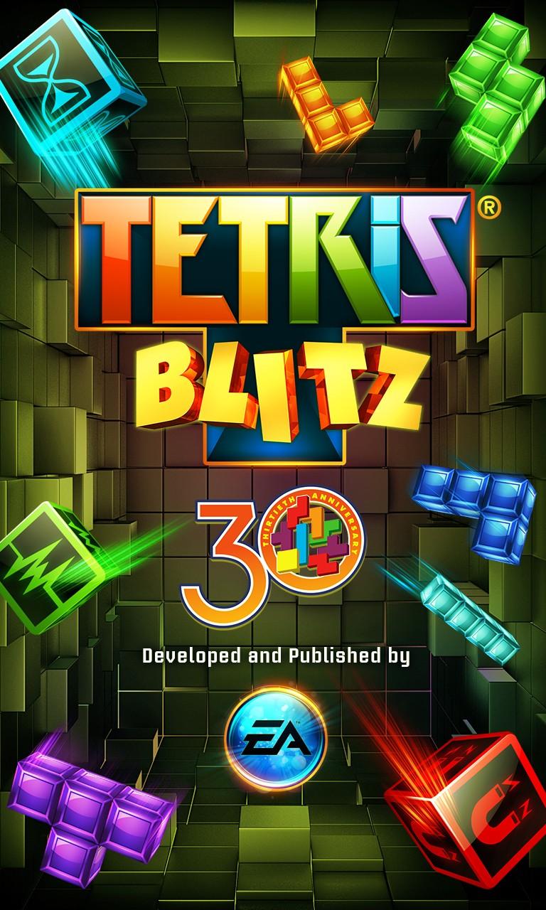 Tetris Blitz Gains Th Anniversary Tournaments - Tetris birthday cake