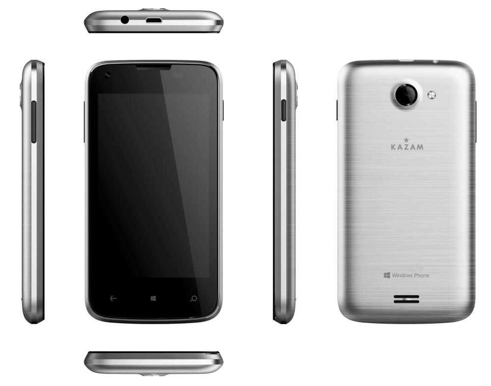 Thunder WP smartphone