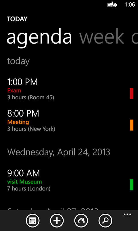 True Calendar 8 provides alternative calendar app