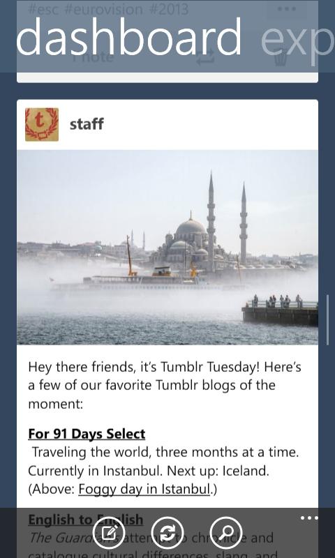 Tumblr v1.0.1.5