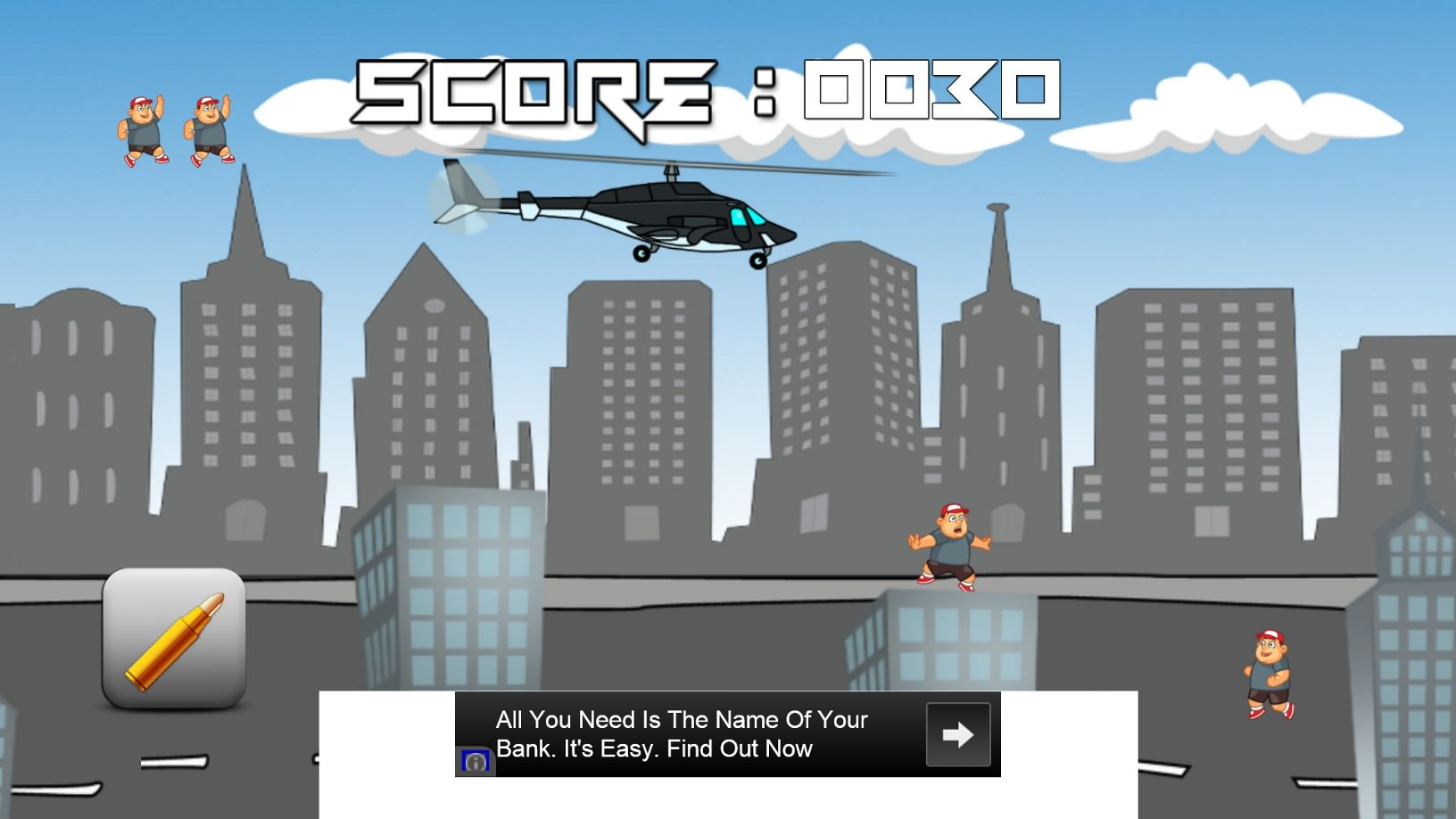 Screenshot, Supercopter Rescue