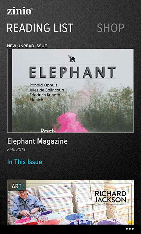 Zinio's Windows Phone 8 app will bring digital magazines to