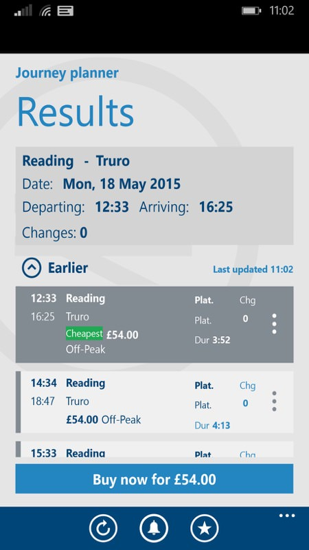 official national rail enquiries available download windows phone