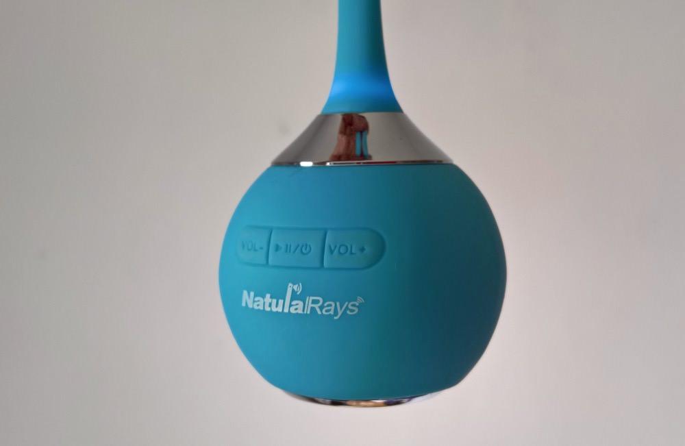 NatulaRays speaker