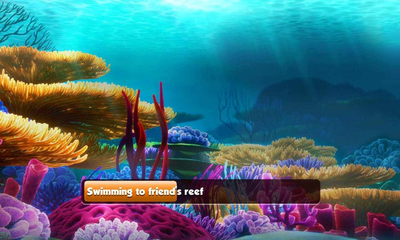 finding nemo coral reef - photo #18