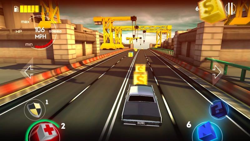 Fast Outlaw: Asphalt Surfers screenshot