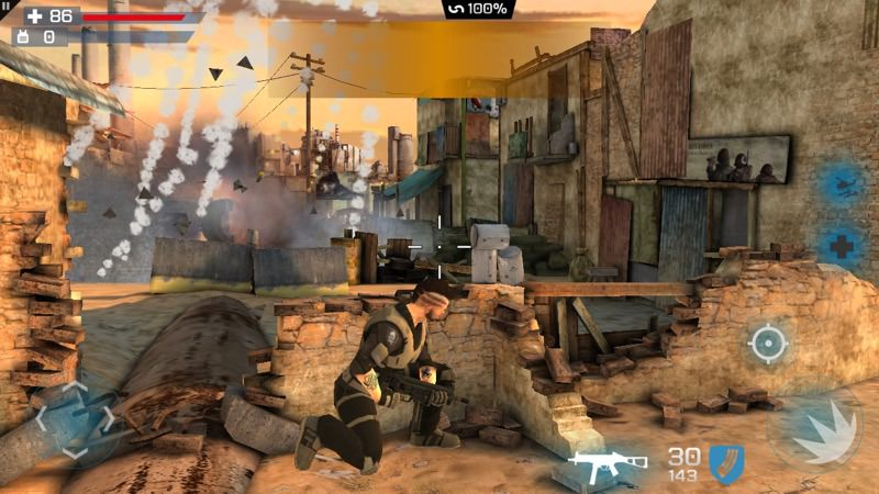 Screenshot, Overkill 3