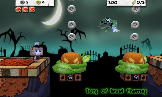 Screenshot, Paper Monsters