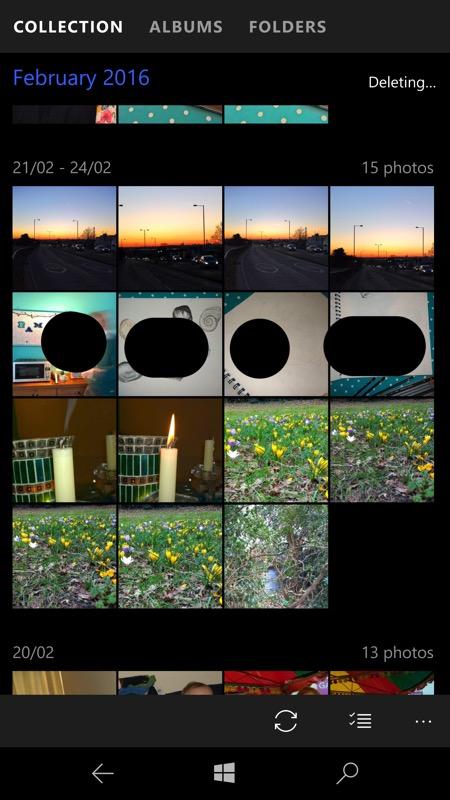 Screenshot, Photos