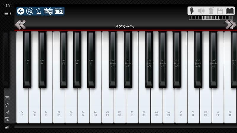 Screenshot, Piano 10