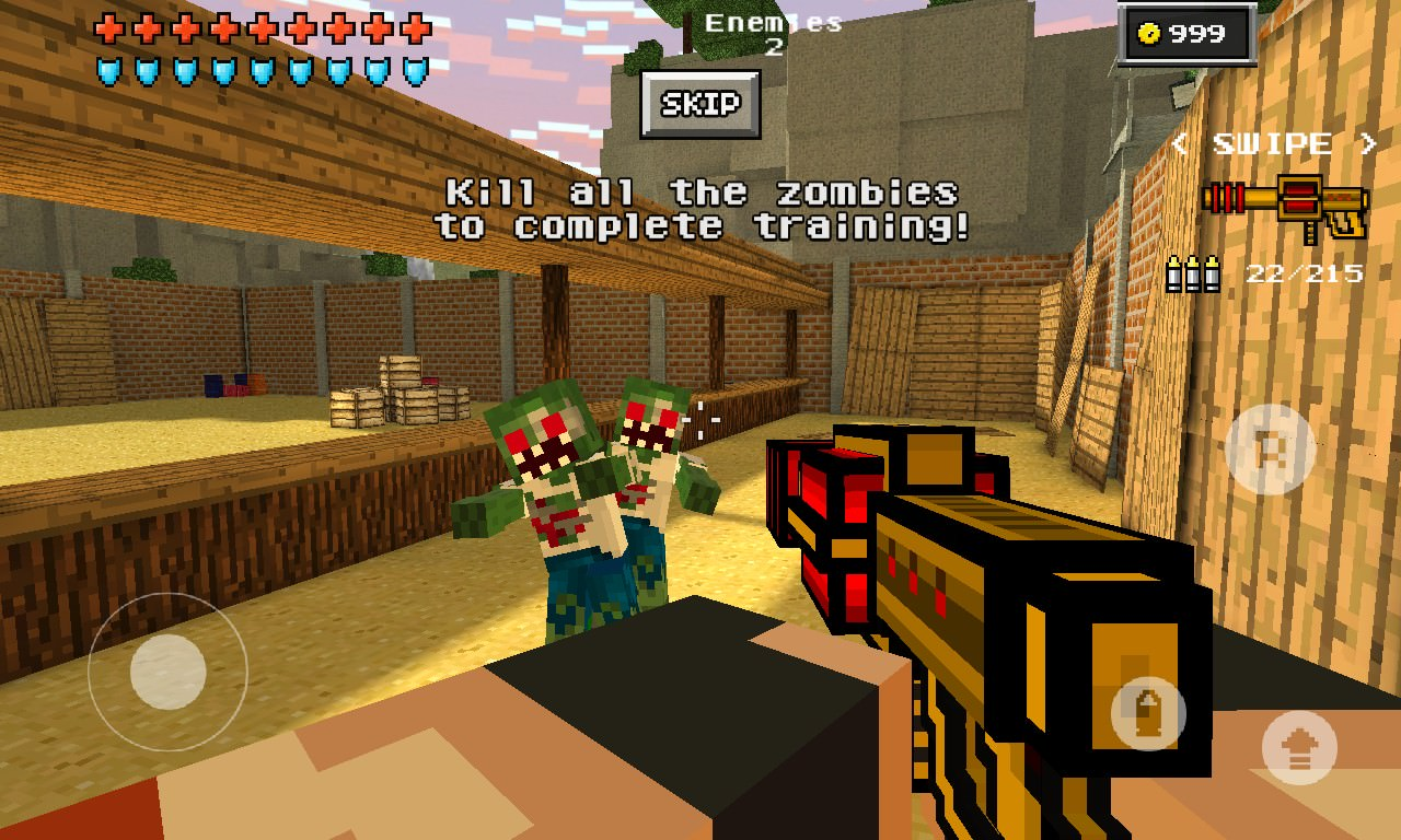 Pixel gun 3d papercraft zombie all about windows phone flow content