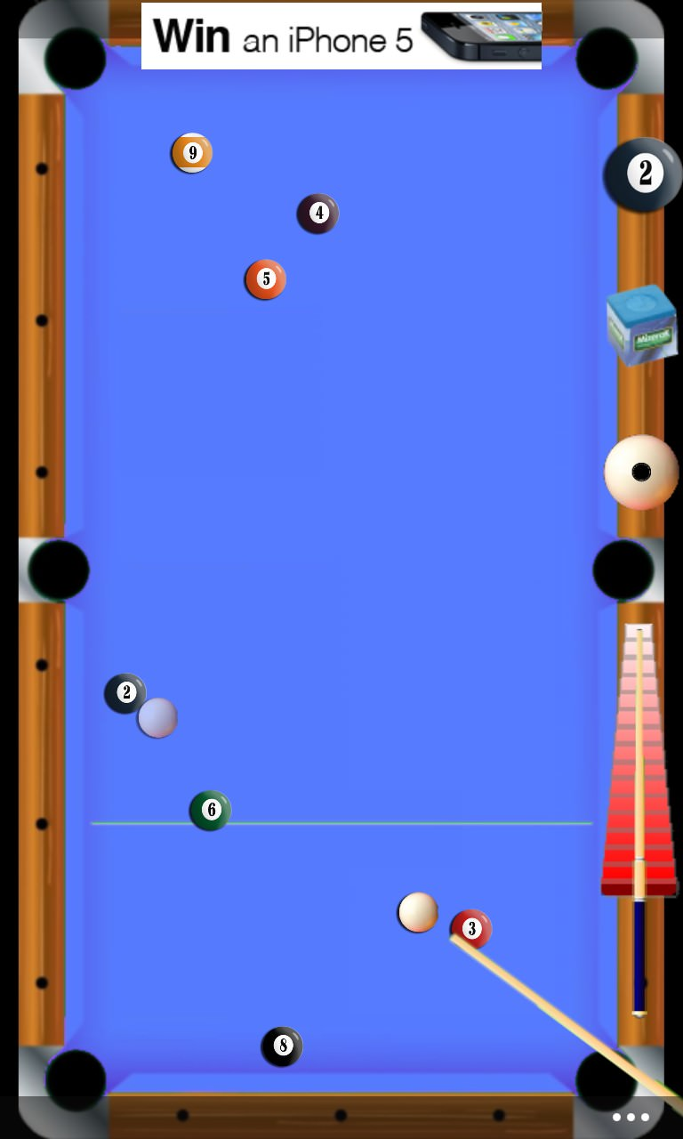 Pool Arena Online screenshot