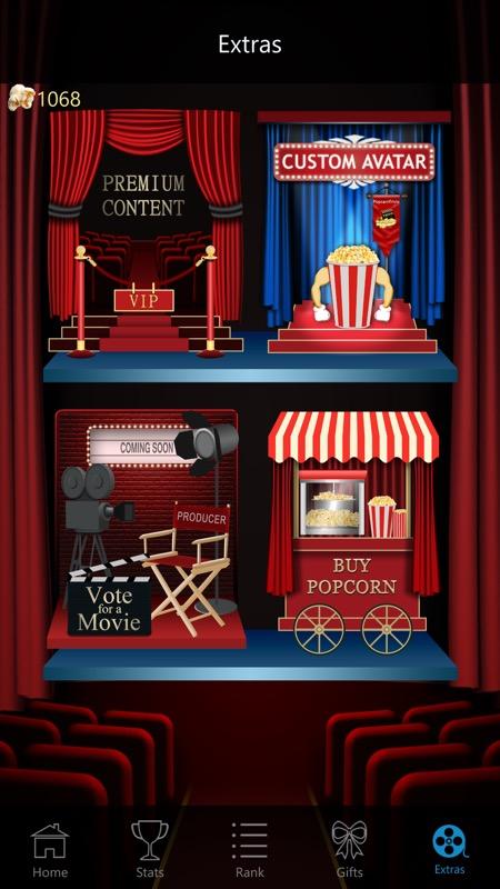 Screenshot, Popcorn Trivia